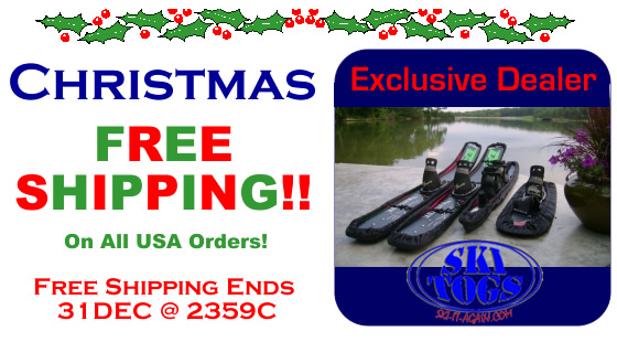 2016 Christmas Free Shipping Offer!