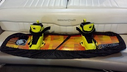 SKI-IT-AGAIN WAKEBOARD TOG